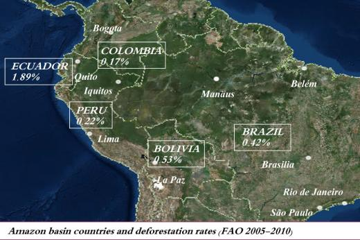 Regional forest governance in the amazon basin global forest atlas regional forest governance in the amazon basin gumiabroncs Gallery
